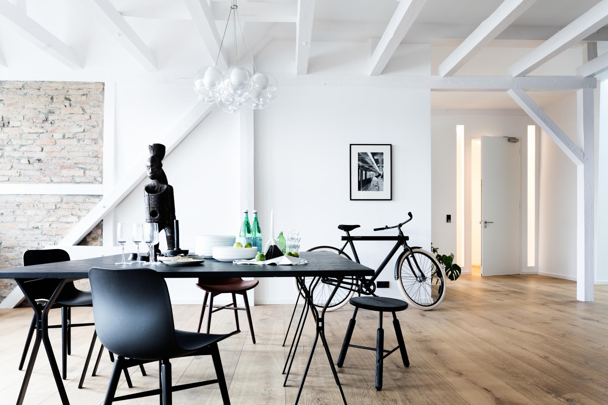 Dreamlike apartment