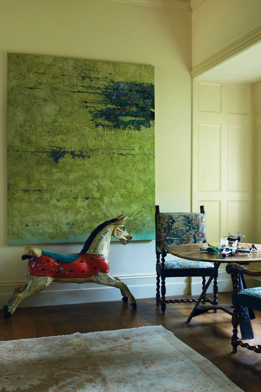 Rule, Britannia! Inside Laura Bailey's Home