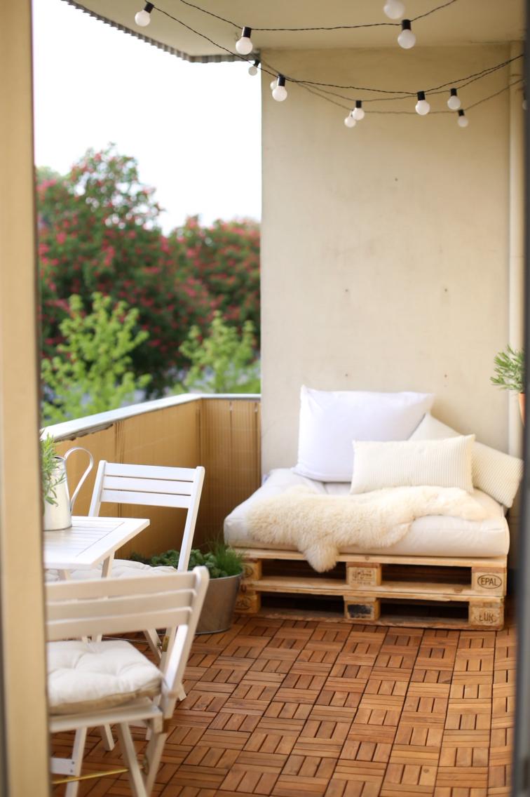 Ready For Summer: Balcony Inspiration