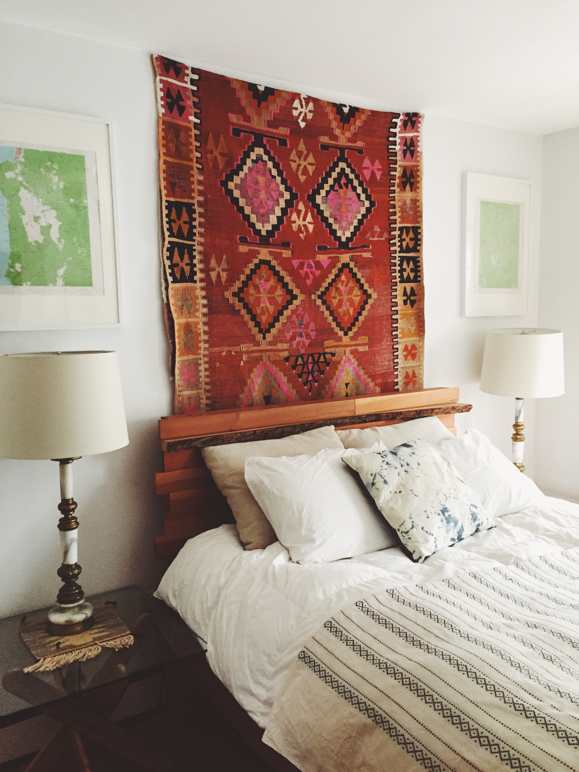 Tapestries: Turn Your Rug Upside Down