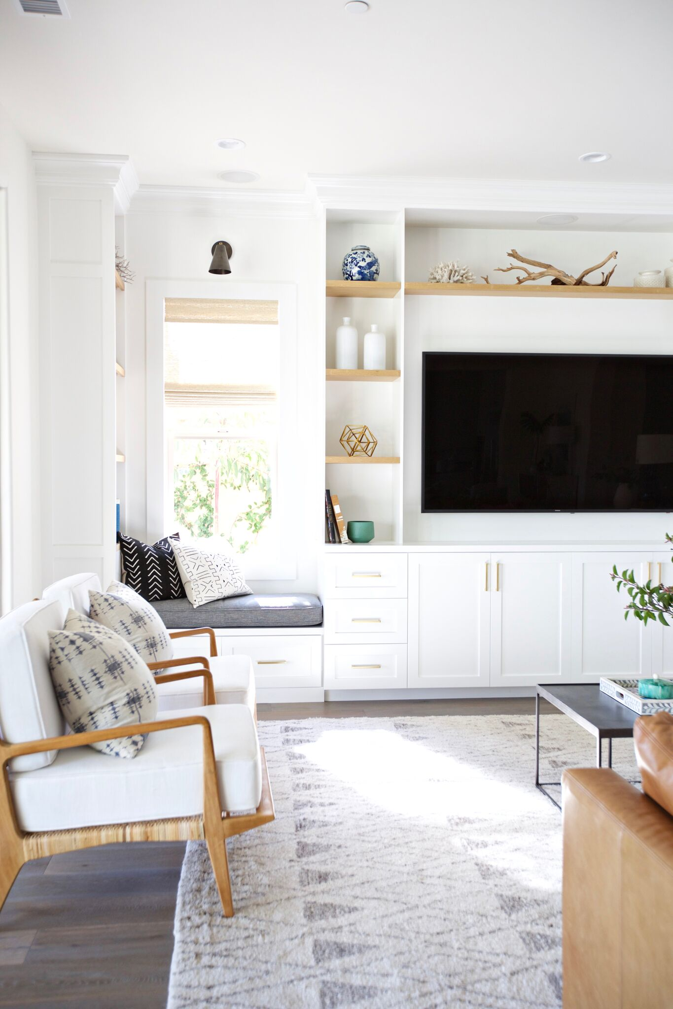 Built-In Cabinets: Make The Most of Them!