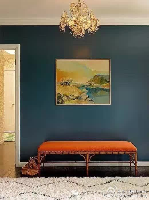 Blue & Orange: A Match Made in Heaven