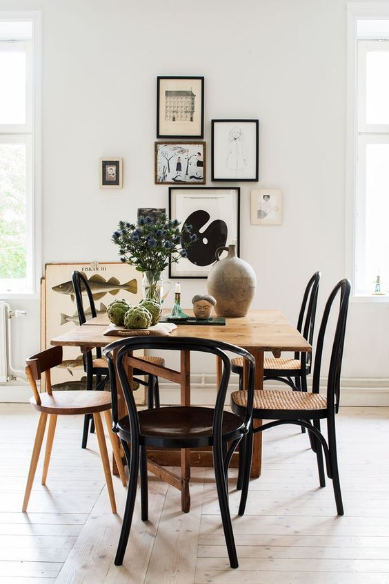 Have A Seat: The Classic Wood Chair